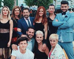 Los concursantes de 'Pekín Express' se reúnen en la Feria de Sevilla tras el rodaje del programa