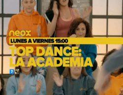 'Top Dance: la Academia', de lunes a viernes en la sobremesa de Neox