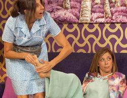 La reposición de la novena temporada de 'La que se avecina' (4,3%) también brilla en FDF