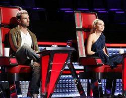 Adam Levine no soporta el comportamiento de Miley Cyrus en 'The Voice'