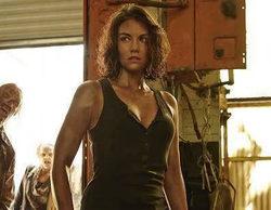 Lauren Cohan, Maggie en 'The Walking Dead', defiende el polémico final de la sexta temporada