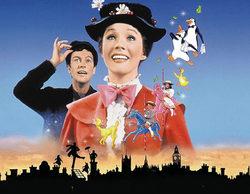 """Disney Channel programa con éxito el clásico """"Mary Poppins"""" (2,8%)"""