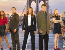 ¿Contará la temporada 9 de 'Castle' con más abandonos?