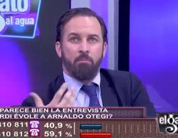 """VOX denunciará a Otegi por """"humillar a las víctimas"""" durante la entrevista en 'Salvados'"""