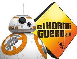 """BB-8 (""""Star Wars: Episodio VII"""") visitará 'El hormiguero' este martes 19 de abril"""
