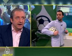 'El Chiringuito de Jugones' marca un espectacular 5,8% en Mega con la nueva jornada de Liga