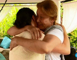 Mila Ximénez y Dulce se hacen amigas inseparables en 'Supervivientes'