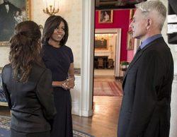 Michelle Obama participará en un capítulo de 'Navy. Investigación criminal' que tendrá lugar en la Casa Blanca