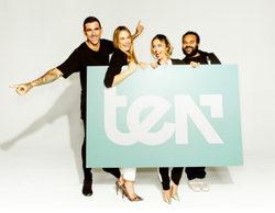 Martina Klein, Carlos Jean y la pareja formada por Josef Ajram y Sulaika Fernández, rostros TEN