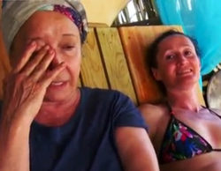 "Mila Ximénez a Dulce en 'Supervivientes 2016': ""Ojalá te vayas de una puta vez'"