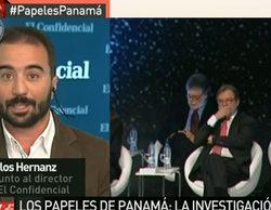 """laSexta responde a Prisa con otra exclusiva: """"Cebrián es accionista de una petrolera controlada desde paraísos fiscales"""""""