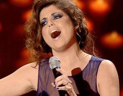 La cantante Cristina Ramos, ganadora de la primera edición de 'Got Talent España'