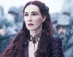 Las claves del inesperado descubrimiento de Melisandre en la sexta temporada de 'Juego de Tronos'