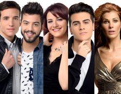 Xuso Jones, Salvador Beltrán, Electric Nana, Maverick y Coral Segovia, jurado profesional de TVE para Eurovisión 2016