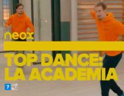 Neox cancela los resúmenes de 'Top Dance: la Academia'