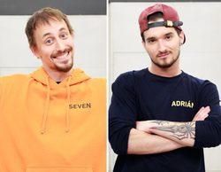 Seven y Adrián, candidatos a la expulsión tras la segunda gala en directo de 'Top Dance'