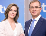 Los 'Telediarios' de La 1 arrebatan la sobremesa del fin de semana a 'Antena 3 noticias'