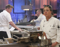 'Hell's Kitchen' sube con su final de temporada en Fox