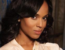 ABC recorta el número de episodios de 'Scandal' tras el embarazo de Kerry Washington y estudia retrasar su emisión