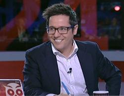 TVE planea apartar a Sergio Martín al frente del canal 24 horas