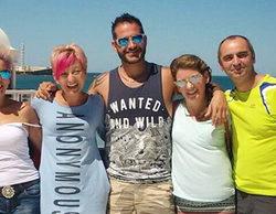 Los concursantes de la sexta edición de 'Pekín Express' se reencuentran en Cádiz con Nacho