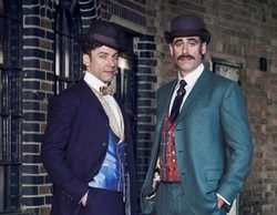 Mal estreno de 'Houdini and Doyle' en Fox con menos de 3 millones de espectadores