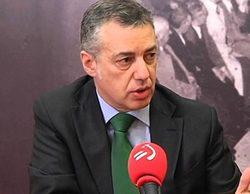 Urkullu critica la decisión de cesar las emisiones del canal ETB en Navarra