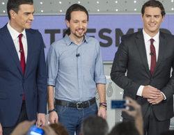 Atresmedia pone fecha al nuevo debate a cuatro de la campaña electoral
