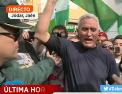 Un entrevistado de 'Espejo Público' es detenido en directo por la Guardia Civil