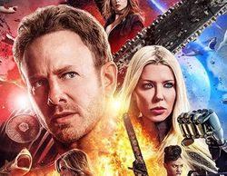 """'Sharknado 4' desvela su primer póster al estilo """"Star Wars"""" con la lista completa de cameos"""
