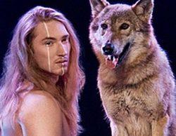El representante de Bielorrusia en 'Eurovisión 2016' se sale con la suya: así actuará desnudo y con lobos