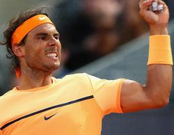 El ATP World Tour Masters 1000 (4,5%) arrasa en Teledeporte