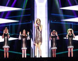 Buenas sensaciones tras el primer ensayo de Barei en Eurovisión