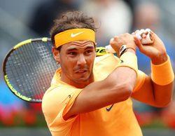El partido de Rafa Nadal contra Joao Sousa del Madrid Open consigue un estupendo 5,3% en Teledeporte
