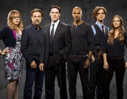 CBS renueva 'Mentes criminales' por una temporada 12