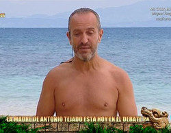 Víctor Sandoval abandona 'Supervivientes 2016'... y vuelve a los diez minutos
