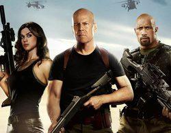 """'El peliculón' (17%) recobra el liderazgo con el estreno de """"G.I. Joe: la venganza"""""""