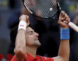 La final de la Mutua Madrid Open marca un 7% en La 1, el peor dato de los últimos cuatro años