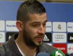 El Real Madrid no permite a Kiko Casilla responder en catalán a TV3