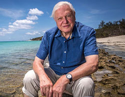 Atresmedia adquiere los derechos de la nueva serie documental de David Attenborough
