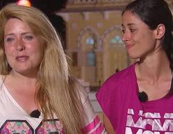 Vanessa y Andrea no superan el handicap y son expulsadas de 'Pekín Express' en su sexta etapa