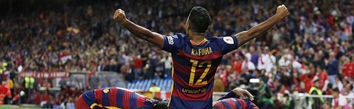 El FC Barcelona gana la Copa del Rey en la prórroga ante casi 10,5 millones en Telecinco (53,8%)