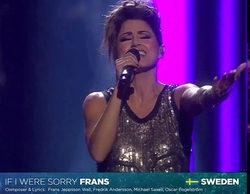 Los garrafales errores de rotulación de SVT durante la primera semifinal de Eurovisión 2016