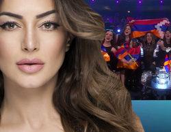 La UER se reunirá con Armenia después de que Iveta ondeara una controvertida bandera en Eurovisión 2016