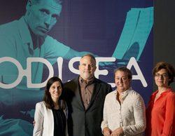 """El canal Odisea estrenará en exclusiva la serie 'Soundbreaking', último trabajo de George Martin (""""el quinto Beatle"""")"""
