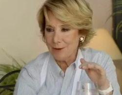 """Bertín cambia a Malú por Esperanza Aguirre en 'Mi casa es la tuya': """"Hablemos de sexo"""""""