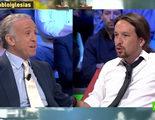 Pablo Iglesias demanda a Eduardo Inda y le exige que pida perdón en 'Al rojo vivo'