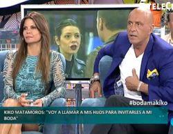 """Laura Matamoros acusa a su padre Kiko Matamoros de """"insistirle para reconciliarse en una revista"""""""
