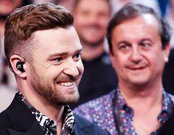 Justin Timberlake desata la locura de la delegación española en Eurovisión 2016