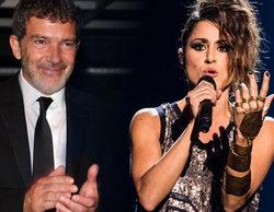 """Antonio Banderas muestra su apoyo a Barei en Eurovisión 2016: """"Barei, 12 points"""""""